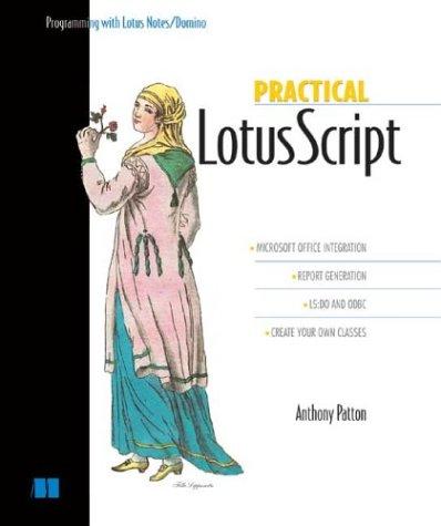 9781884777769: Practical LotusScript