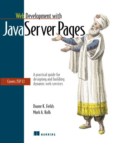 9781884777998: Web Development with JavaServer Pages