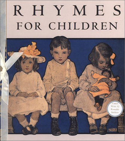Rhymes for Children: Story/Stickerbook