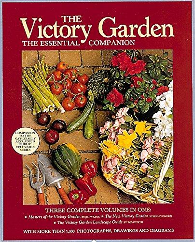 The Victory Garden: The Essential Companion: Thomson, Bob, Wilson,