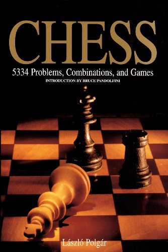 9781884822315: Chess: 5334 Problems, Combinations, and Games