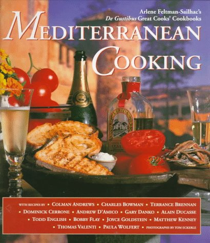 Mediterranean Cooking (Great Cooks Cookbooks): Arlene Feltman-Sailhac