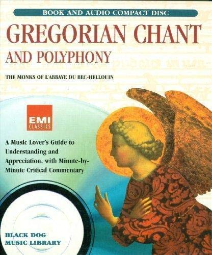 9781884822414: Gregorian Chant and Polyphony (Black Dog Music Library)