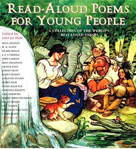 9781884822995: Read-Aloud Poems for Young People: Readings from the Worlds Best Loved Verses