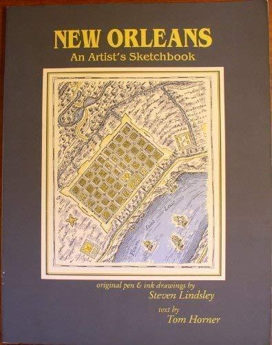 9781884824036: New Orleans: An artist's sketchbook