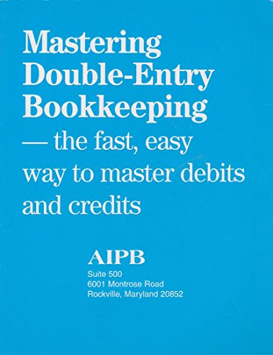 9781884826306: Mastering Double Entry Bookkeeping