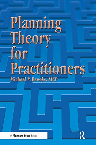 9781884829598: Planning Theory for Practitioners