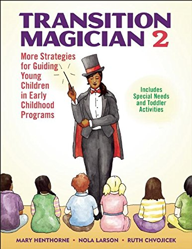 9781884834868: Transition Magician 2: More Strategies for Guiding Young Children in Early Childhood Programs