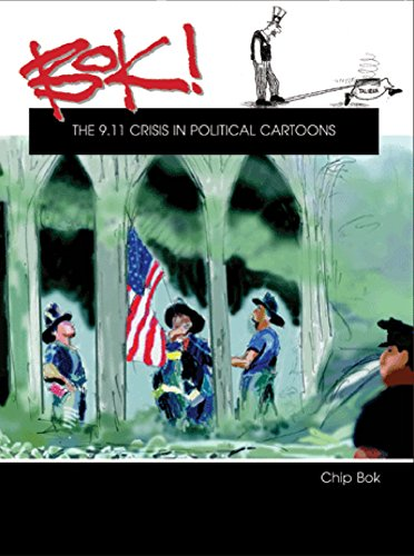 9781884836909: Bok! The 9.11 Crisis in Political Cartoons (Series on International, Political, and Economic History)