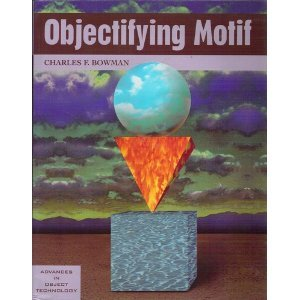 9781884842139: Objectifying Motif (SIGS: Advances in Object Technology)