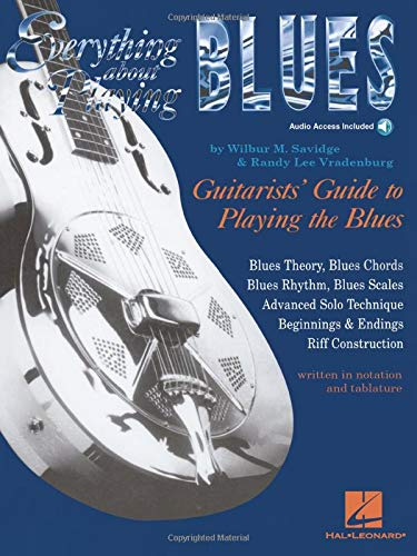 9781884848094: Everything About Playing the Blues