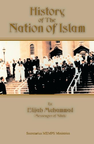 9781884855061: HIST OF THE NATION OF ISLAM