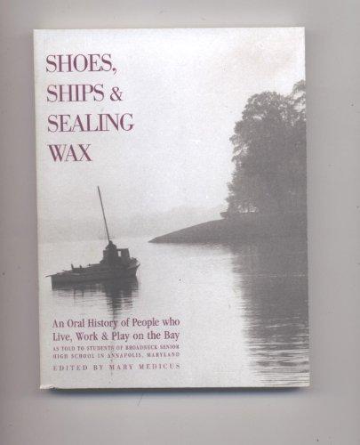 Shoes, Ships & Sealing Wax: Medicus, Mary