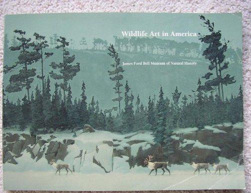 Wildlife Art in America: Donald T. Luce