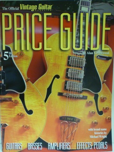 9781884883057: The Official Vintage Guitar Instrument Price Guide (Official Vintage Guitar Magazine Price Guide)