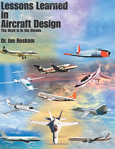 9781884885587: Lessons Learned in Aircraft Design: The Devil is in the Details