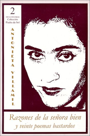 9781884912139: Razones de la senora bien y veinte poemas bastardos (Spanish Edition)