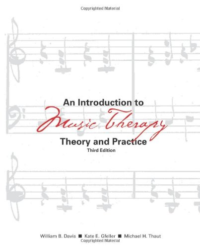 9781884914201: An Introduction to Music Therapy: Theory and Practice, 3rd Edition