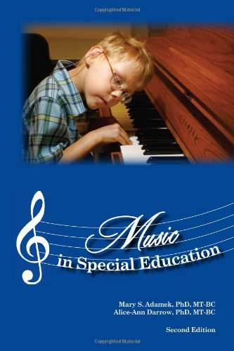 9781884914263: Music in Special Education, Second Edition