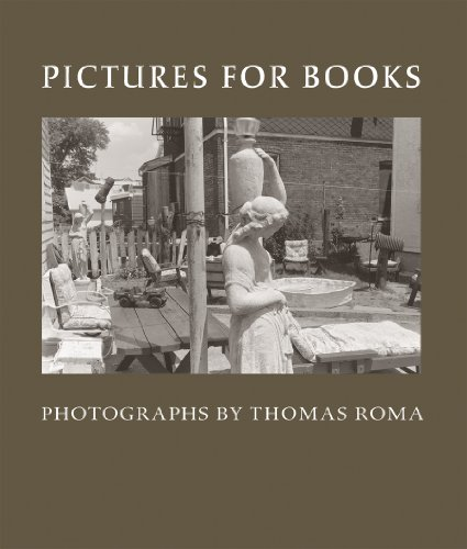 9781884919251: Pictures for Books: Photographs by Thomas Roma