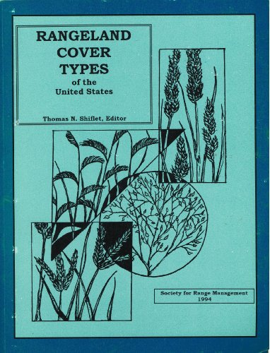 9781884930010: Rangeland Clover Types of the United States