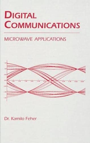 9781884932007: Digital Communications: Microwave Applications