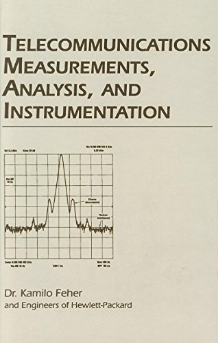 9781884932038: Telecommunications Measurements: Analysis and Instrumentation