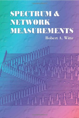 9781884932168: Spectrum and Network Measurements