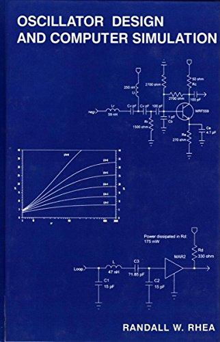 9781884932304: Oscillator Design and Computer Simulation (Electromagnetics and Radar)