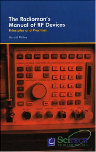 9781884932458: The Radioman's Manual of RF Devices: Principles and Practices