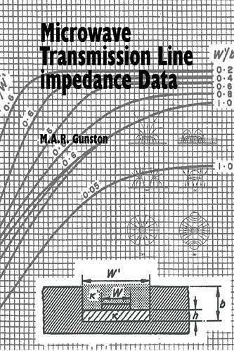 9781884932571: Microwave Transmission Line Impedence Data (Electromagnetics and Radar)