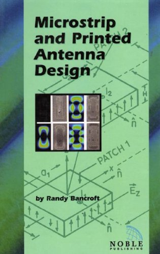 9781884932588: Microstrip and Printed Antenna Design