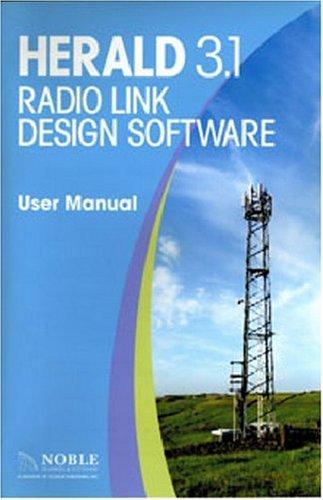 9781884932922: Herald 3.1 Radio Link Design Software