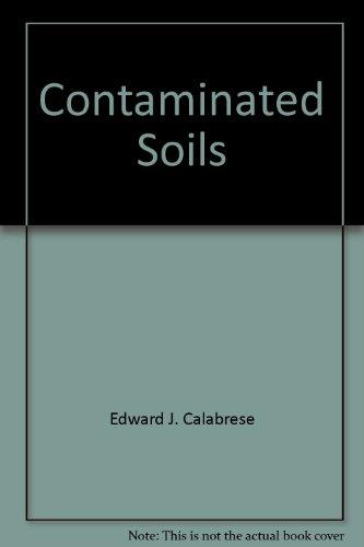 9781884940224: Contaminated Soils