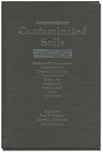 9781884940262: Contaminated Soils, Volume 6 (Volume 6)