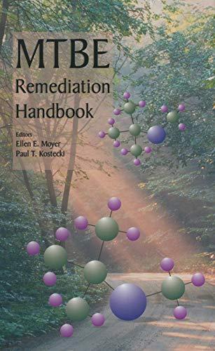 9781884940293: MTBE Remediation Handbook (ERCOFTAC Series)