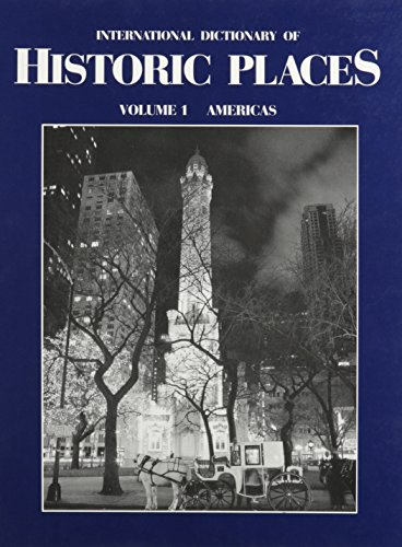 9781884964053: International Dictionary of Historic Places (Five-Volume Set) (Vol 1-5)