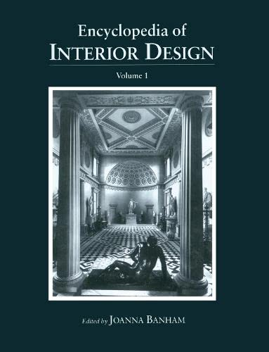 9781884964190: Encyclopedia of Interior Design