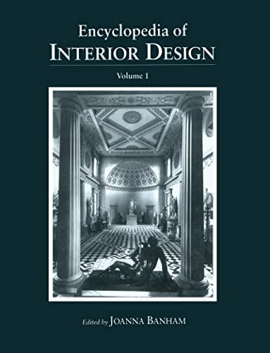 9781884964190: Encyclopedia of Interior Design, 2 volumes