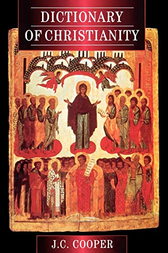 9781884964497: Dictionary of Christianity