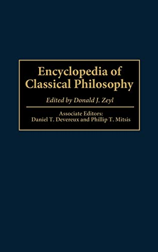 9781884964947: Encyclopedia of Classical Philosophy