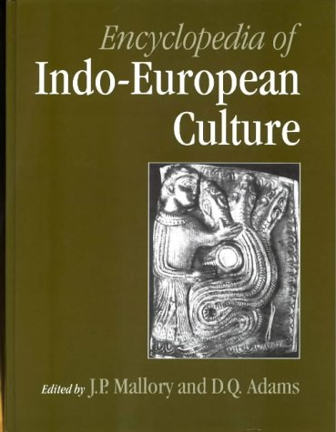 9781884964985: Encyclopedia of Indo-European Culture