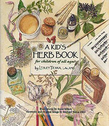 9781885003362: Kid's Herb Book, A: For Children of All Ages