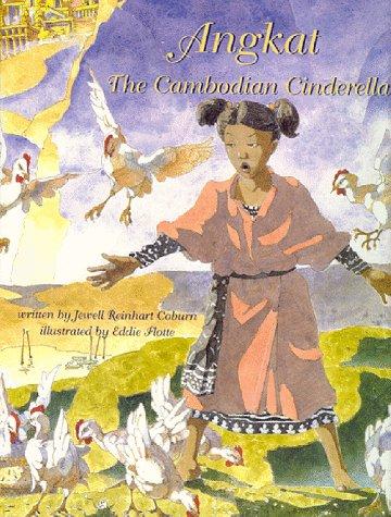 9781885008091: Angkat: The Cambodian Cinderella