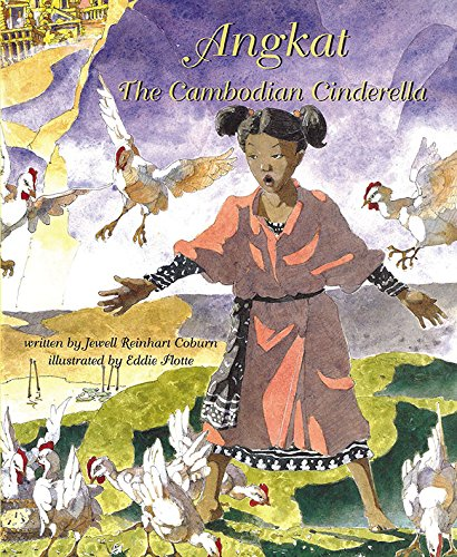 9781885008428: Angkat: The Cambodian Cinderella