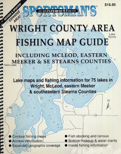 9781885010032: Wright County Area Fishing Guide - Revised (Including Mcleod, Eastern Meeker & SE Stearns Counties)