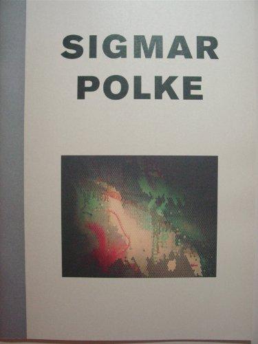 Sigmar Polke: Druckfehler, 1996-98: Polke, Sigmar