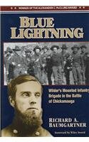 9781885033352: Blue Lightning: Wilder's Mounted Infantry Brigade in the Battle of Chickamauga