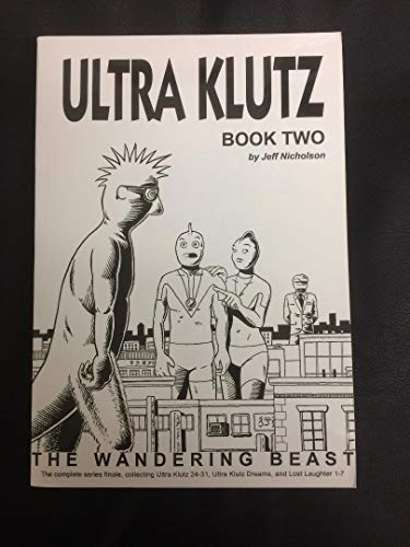 9781885047045: Ultra Klutz Book Two