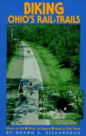 9781885061164: Biking Ohio's Rail Trails